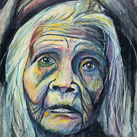 Michael  Volpicelli  - Old Woman