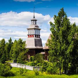 Jukka Heinovirta - Old Wooden Church