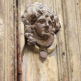 Eleni  Makraki - Old Wooden Door