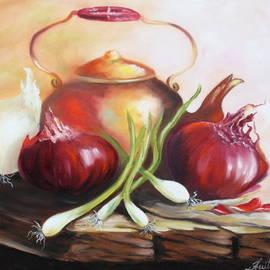 ILONA ANITA TIGGES - GOETZE  ART and Photography  - Old World Tea Pot