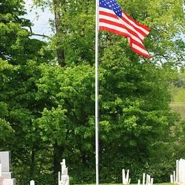 Patti Whitten - Old Yard Cemetery in Stowe Vermont