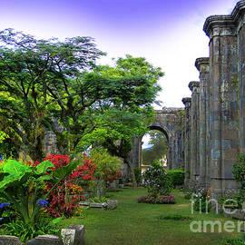 Al Bourassa - Oldest Church In Cartago - Costa Rica III