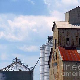 Tina M Wenger - oldest grain elevator foraker Indiana