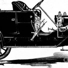 Steven Parker - Oldsmobile 1902