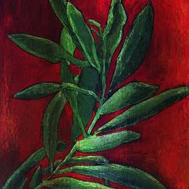 Dimitra Papageorgiou - Olive Leaves