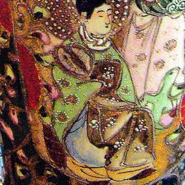 Merton Allen - On an Antique Chinese  Vase