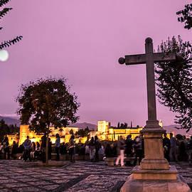 Madeline Ellis - On San Nicolas They Gather To See The Alhambra
