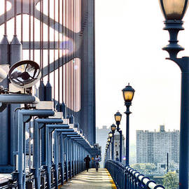 Bill Cannon - On The Ben Franklin Bridge