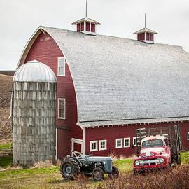 William Krumpelman - On the farm