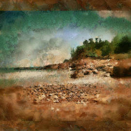 Mario Carini - On the Shore of the Cabot Trail