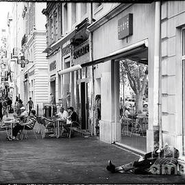 John Rizzuto - On the Streets of Marseille
