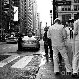 Miriam Danar - On the Town - Fleet Week in New York City