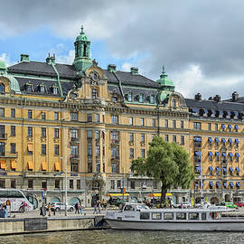 Marianne Campolongo - On the Waterfront Stockholm Sweden