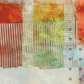 Ann Powell - Once Again abstract art
