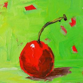 Patricia Awapara - One Cherry