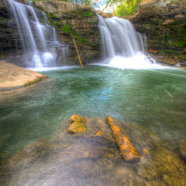 Michael Bowen - One of many waterfall located in West Virginia.