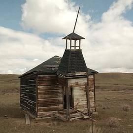 Jeff  Swan - One Room School House In Montana