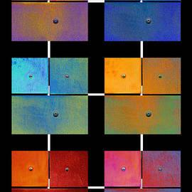 Menega Sabidussi - One to Eighteen - Colorful Rust - All Colors