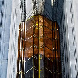 James Aiken - One Wall Street Entrance
