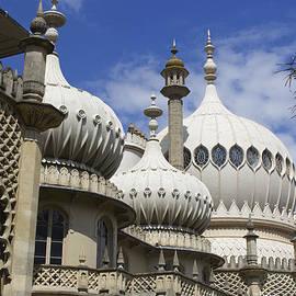 Venetia Featherstone-Witty - Onion Domes Brighton Royal Pavilion