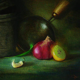 Jk  - Onion With Lemon