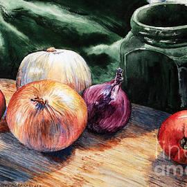 Joey Agbayani - Onions and Tomatoes