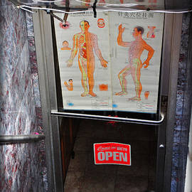 Mike Martin - Open for Acupuncture
