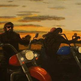 Larry E Lamb - Open Road.