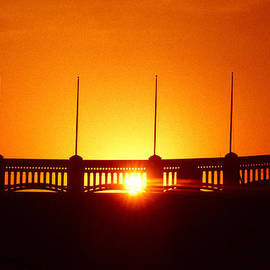 Ross Lewis - 1976 Yankee Stadium Opening Day Sunrise