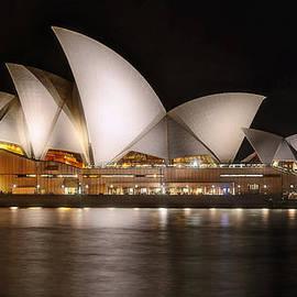 Damian Morphou - Opera House