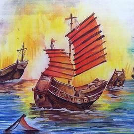 Sumit Jain - Opium War