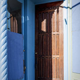 Janice Rae Pariza - Opposing Doors