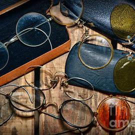 Paul Ward - Optometrist - Vintage Eyeware