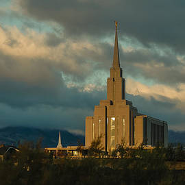 Carl Nielsen - Oquirrh Mountain Temple