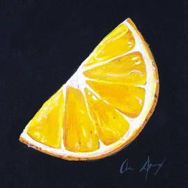 Aaron Spong - Orange