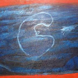 Ronald Weatherford - Orange and Blue