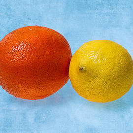 Alexander Senin - Orange And Lemon