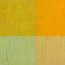 Michelle Calkins - Orange and Mint