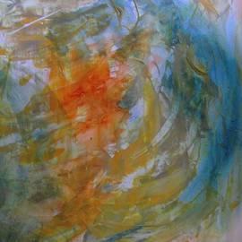 Karen Lillard - Orange Blue 1