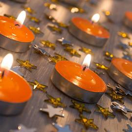 Carlos Caetano - Orange Candles