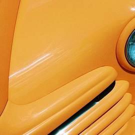 Daniel Thompson - Orange Car