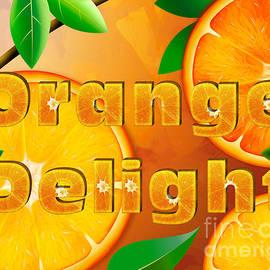 Bedros Awak - Orange Delight
