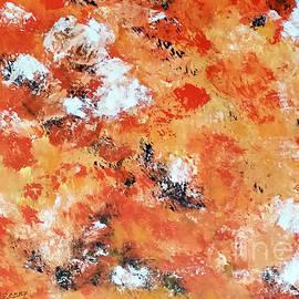 Susan Sadoury - Orange Delight