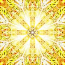 Michael African Visions - Orange Implosion
