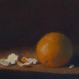 Elizabeth B Tucker  - Orange Peels
