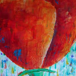 Jacqueline Athmann - Orange Poppy