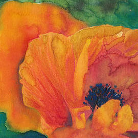 Susan Powell - Orange Poppy