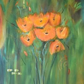 Kathy Morawiec - Orange Pout