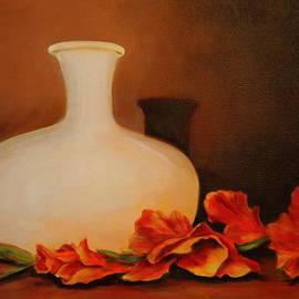 Anne Barberi - Orange Reflections