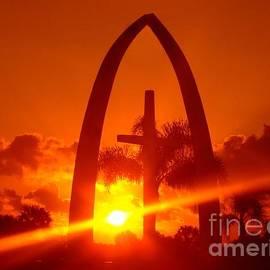 Bob Sample - Orange Sky On The Cross
